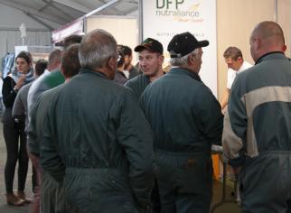 Casse croûte offert par DFP_Sommet de l'élevage 2018