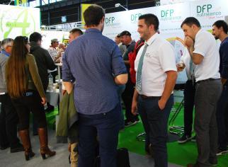 Stand DFP_Sommet de l'élevage 2018