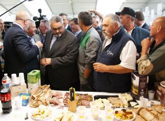 Ministre de l'agriculture_Sommet de l'élevage 2018