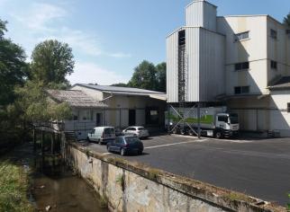 Usine Moulin Beynel Sadroc opérationnelle